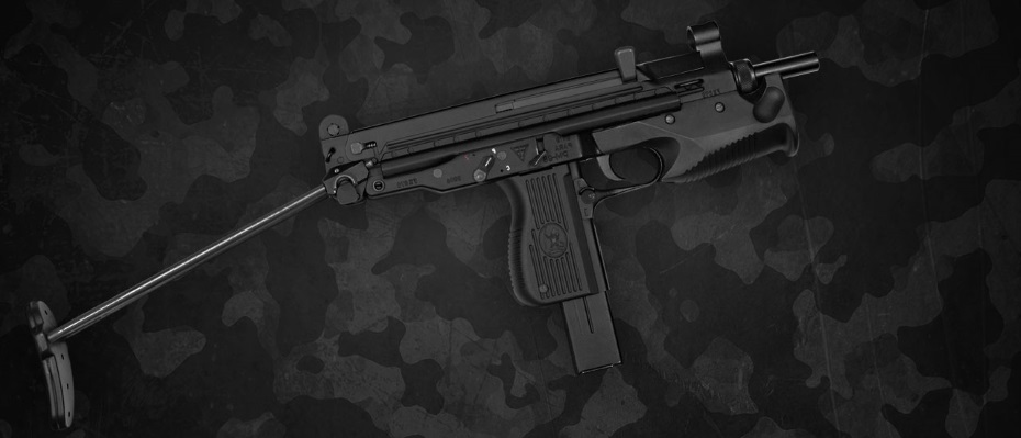 Z zamiłowania do broni i militariów ...